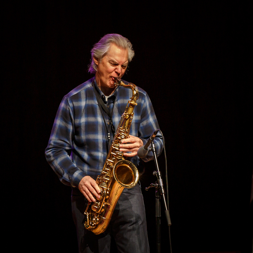 Jan Garbarek Group (live beim MaiJazz in Stavanger, 2019)