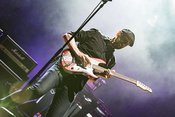 Rockröhre: Bilder von Bonnie Tyler live in der Karlsruher Schwarzwaldhalle