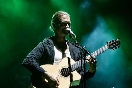Special Guest - Live-Fotos von C. B. Green als Opener von Bonnie Tyler live in Karlsruhe