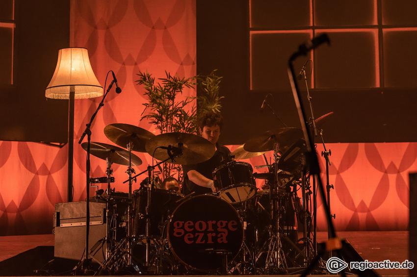 George Ezra (live in Köln, 2019)