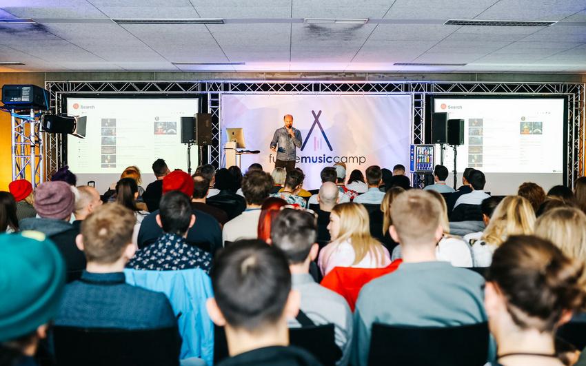 Future Music Camp 2020: Kostenlose Anmeldung und Bewerbung als Speaker ab sofort möglich
