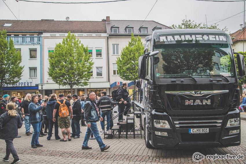 Rammstein Truck (Darmstadt, 2019)