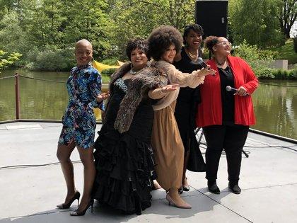 Große Gäste - Der Seebühnenzauber 2019 im Mannheimer Luisenpark erweitert sein Programm