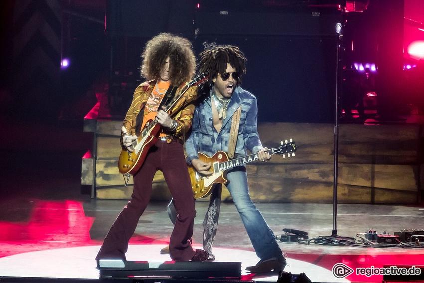 30 Jahre Funk-Rock - Lenny Kravitz feiert in der SAP-Arena Mannheim sein großes Jubiläum
