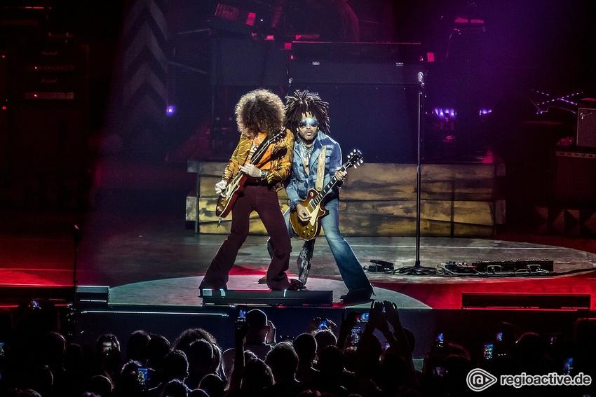 Lenny Kravitz (live in Mannheim 2019)