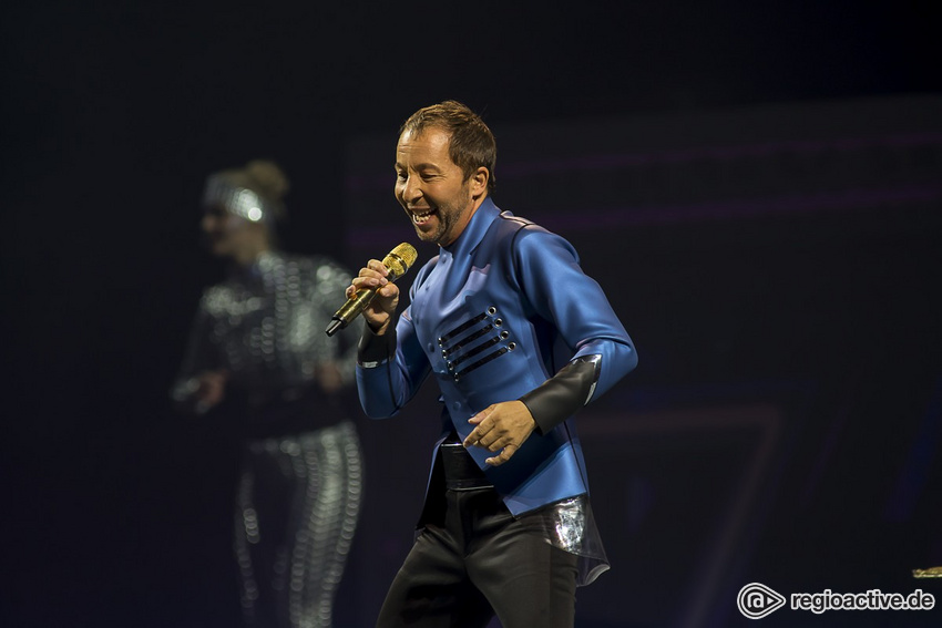 DJ BoBo (live in Mannheim, 2019)