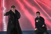Gefeierte Stars: Fotos der Backstreet Boys live in der SAP Arena Mannheim
