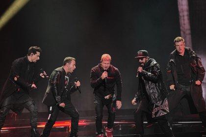 Bleiben in sicheren Gewässern - Den Backstreet Boys fehlt in der SAP Arena Mannheim der Mut zu Neuem