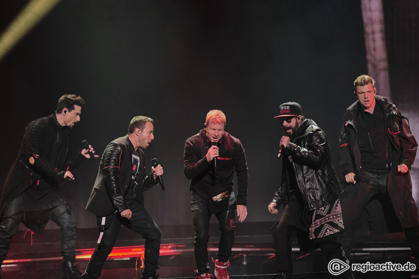 Backstreet Boys (live in Mannheim 2019)