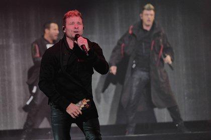 BSB in der DNA - Gefeierte Stars: Fotos der Backstreet Boys live in der SAP Arena Mannheim