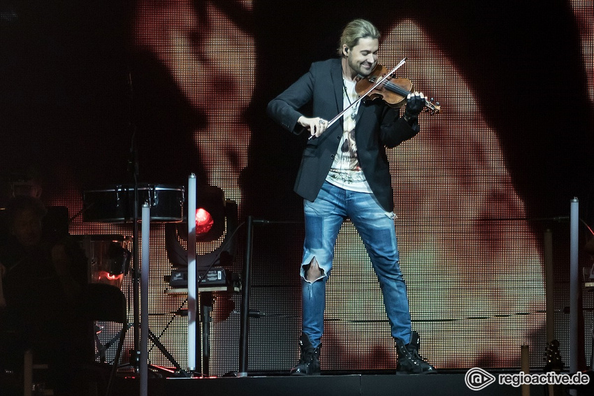 David Garrett (live in Mannheim 2019)