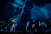 David Garrett: Fotos der Unlimited-Tour live in der SAP Arena Mannheim