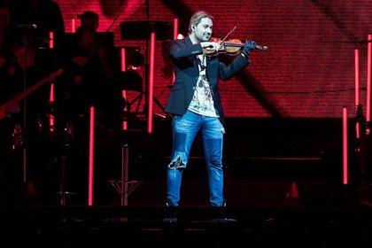 Viva la Vida! - Tour 2022: David Garrett kehrt auf die großen Bühnen zurück