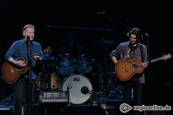 Harmonisch - Eagles: Fotos der Country-Rock-Legenden live in der Lanxess Arena Köln