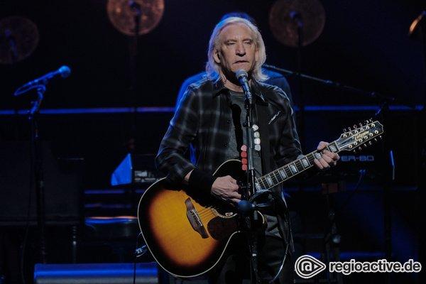 AC/Eagles? - Brian Johnson (AC/DC) und Joe Walsh (Eagles) nehmen gemeinsam Musik auf