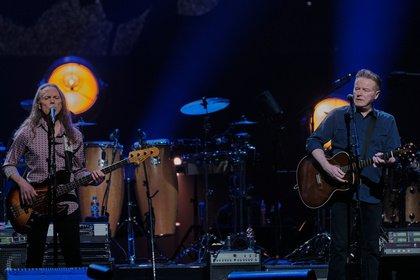 Weltklasse - Die Eagles spielen in der Kölner Lanxess Arena ein Konzert von höchster Musikalität