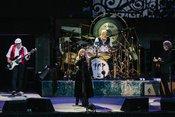 Dramatisch: Bilder von Fleetwood Mac live in der Waldbühne Berlin