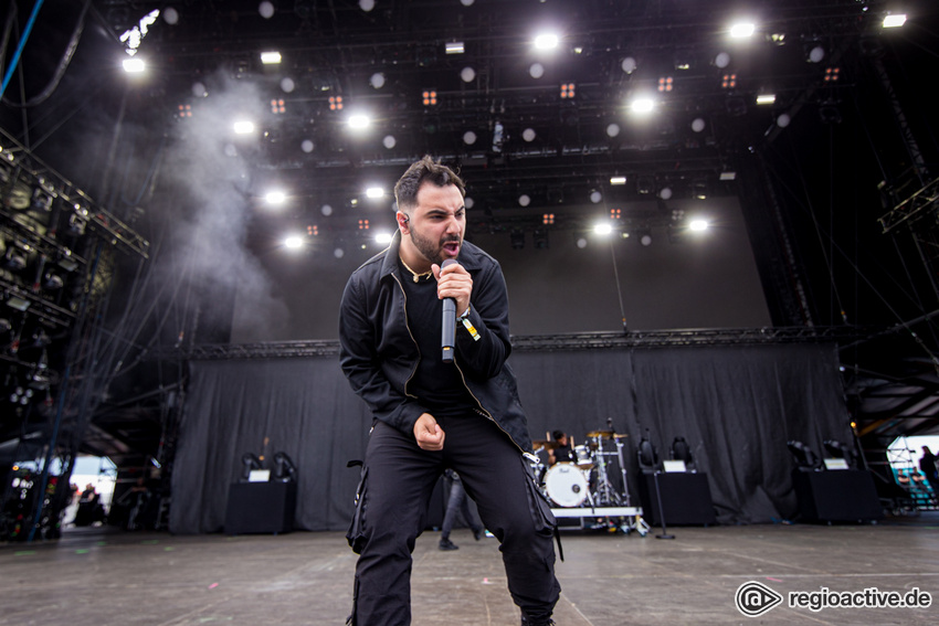 Palisades (live bei Rock am Ring, 2019)