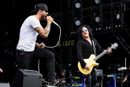 Rock-Elite - Deadland Ritual: Live-Bilder der Supergroup bei Rock am Ring 2019