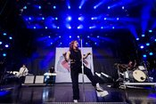 YouTube-Stars: Fotos von Against the Current live bei Rock am Ring 2019