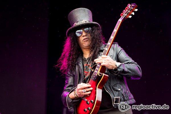 Was hört ein Rockstar? - Guns N' Roses: Slash benennt seine Lieblingsalben