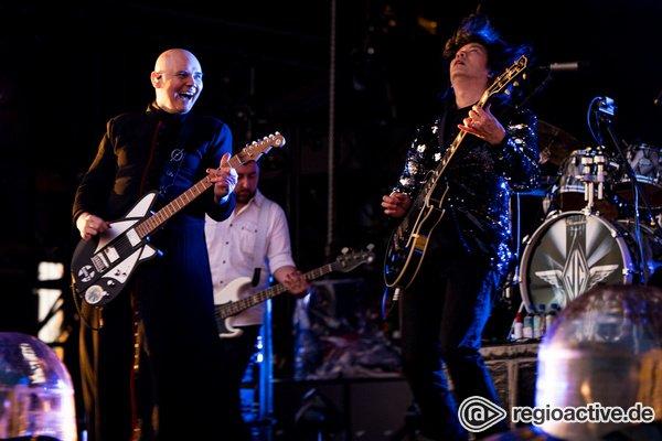 90er-Rock-Stars - Kultig: Fotos von The Smashing Pumpkins live bei Rock am Ring 2019