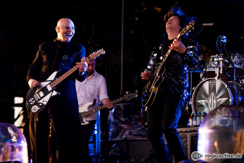 The Smashing Pumpkins (live bei Rock am Ring, 2019)