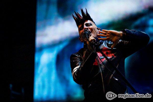 Finstere Angelegenheit - Mächtig: Live-Bilder von Tool bei Rock am Ring 2019