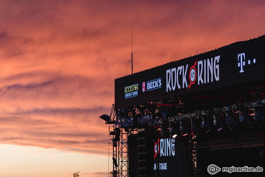 Impressionen vom Freitag (live bei Rock am Ring, 2019)