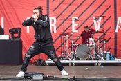 Premiere: Fotos von I Prevail live bei Rock am Ring 2019