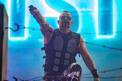 Schwedenmetal - Sabaton: Bilder der Schlachtenmänner live bei Rock am Ring 2019