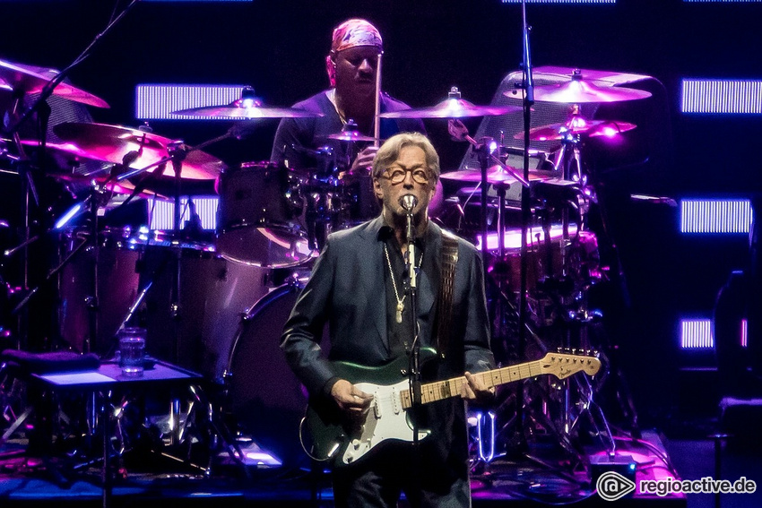 Eric Clapton (live in Mannheim 2019)