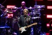 Eric Clapton: Bilder der Gitarrenlegende live in der SAP Arena Mannheim