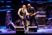 Fotos von Marc Amacher als Opener von Eric Clapton live in Mannheim