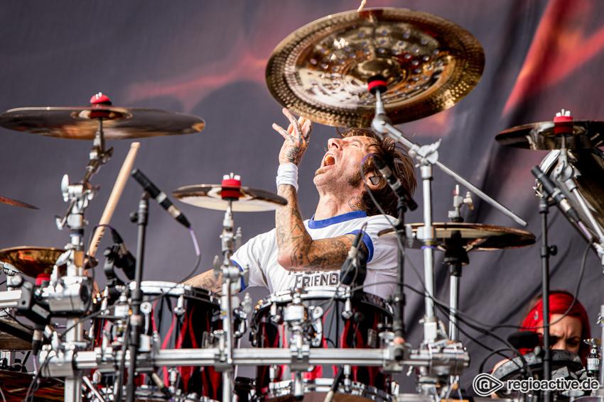 Godsmack (live bei Rock am Ring, 2019)
