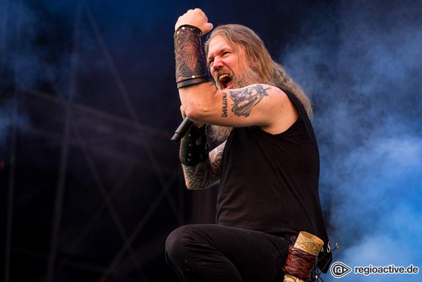 Amon Amarth (live bei Rock am Ring, 2019)