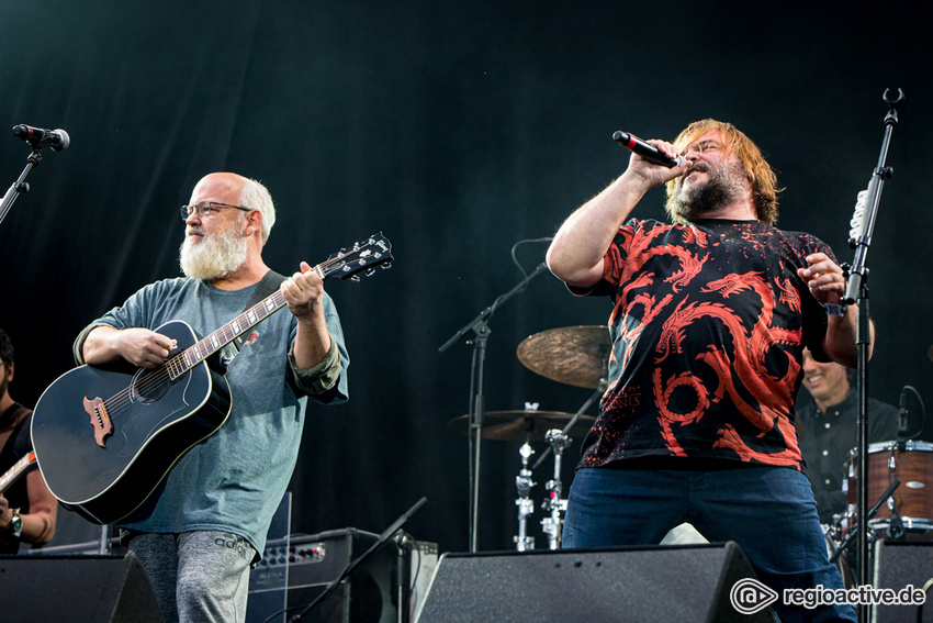 Tenacious D (live bei Rock am Ring, 2019)
