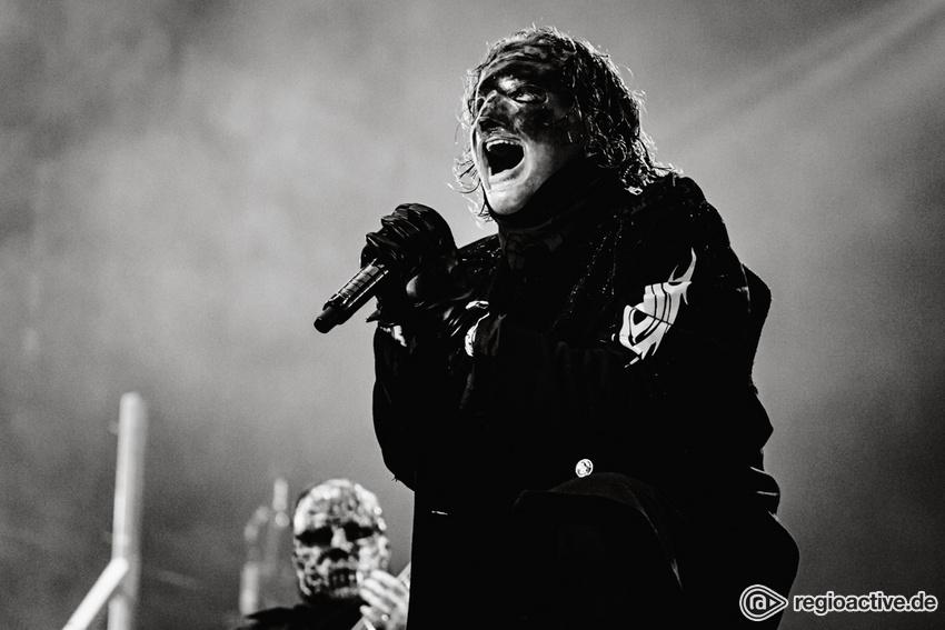 Slipknot (live bei Rock am Ring, 2019)