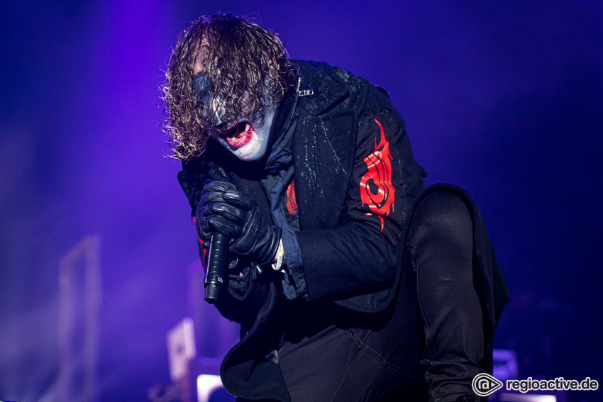 Slipknot (live bei Rock am Ring, 2019)