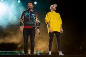 Marteria & Casper: Bilder des Duos live bei Rock am Ring 2019