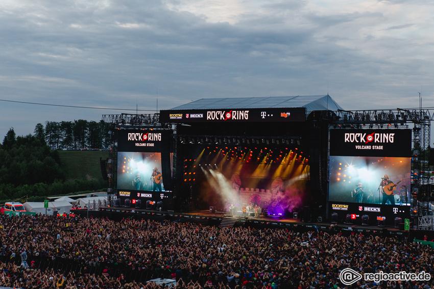 Impressionen vom Sonntag (live bei Rock am Ring, 2019)