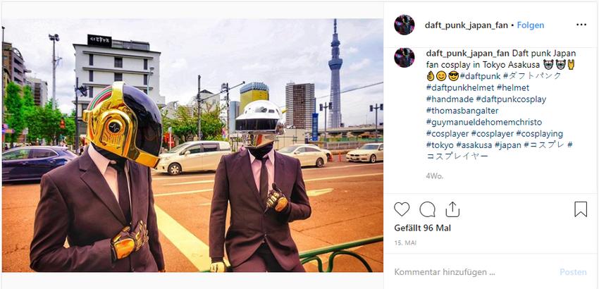 Daft Punk (Cosplay)