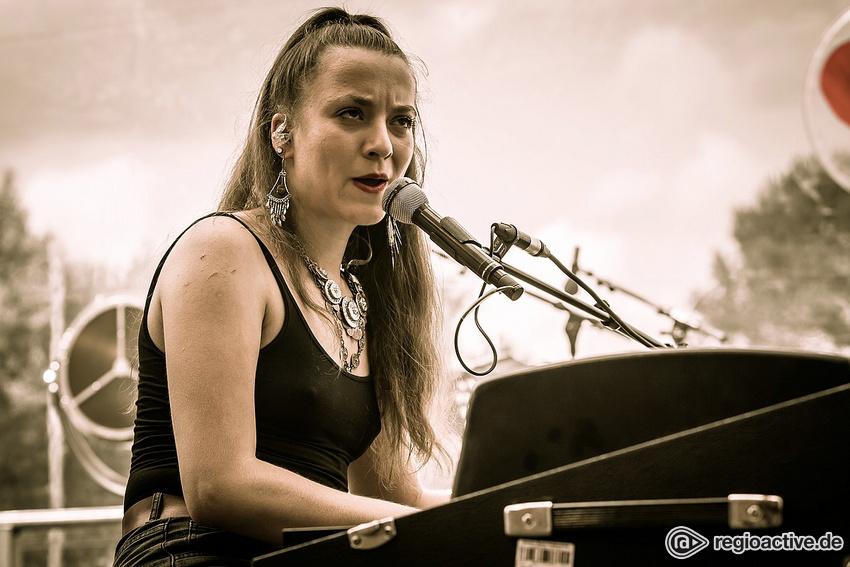Lisa Morgenstern (live in Mannheim 2019)