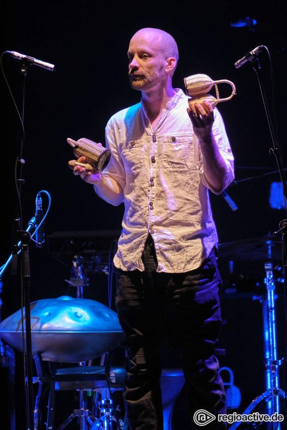 David Kuckhermann (live in Frankfurt 2019)