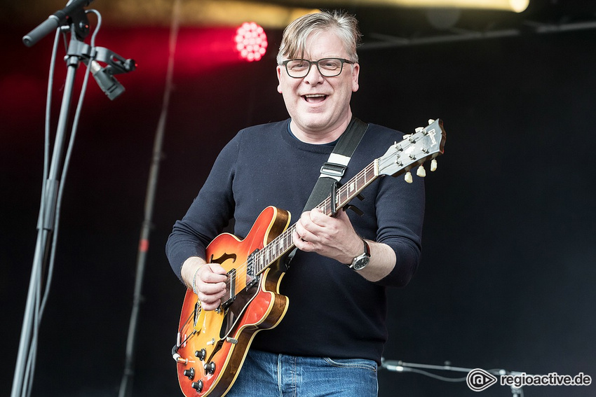 Teenage Fanclub (live in Mannheim 2019)