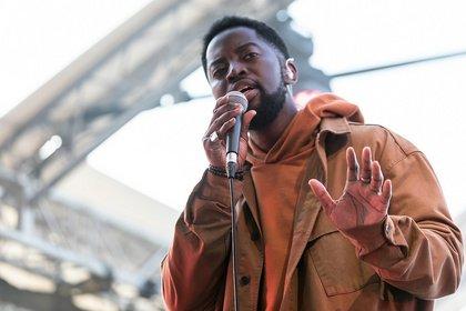 Ein Gebet - Jnr Williams: Fotos des Soul-Sängers live auf dem Maifeld Derby 2019