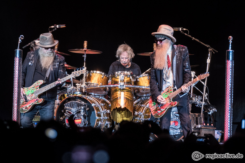 ZZ Top (live in Hamburg, 2019)