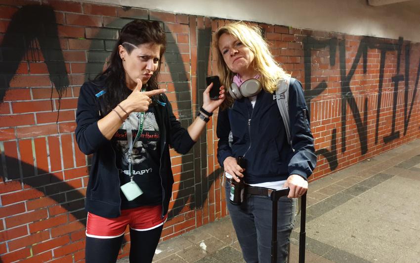 #Backstagestories: Mit SHIRLEY HOLMES auf dem Steinbruchfestival in Mühlheim