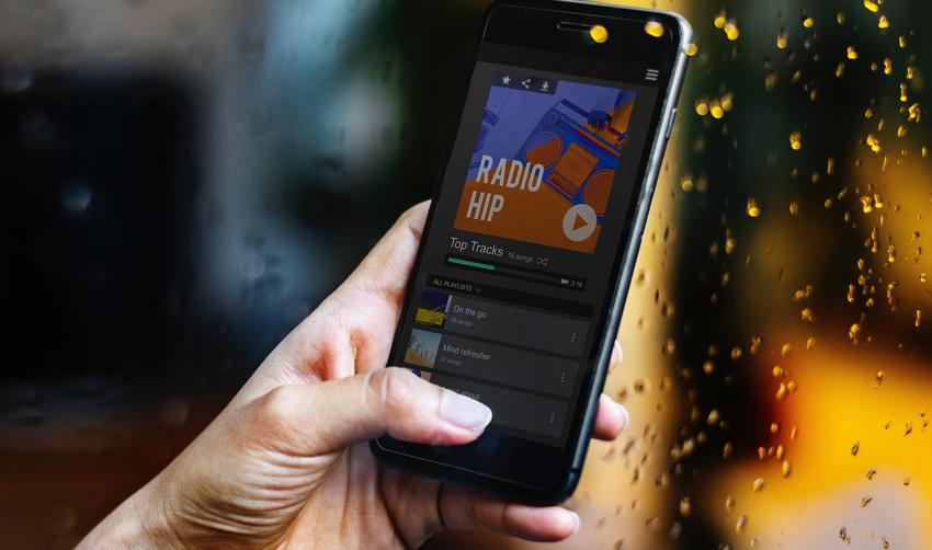 Webradio im Vergleich zum Musikstreaming in Deutschland eher unpopulär