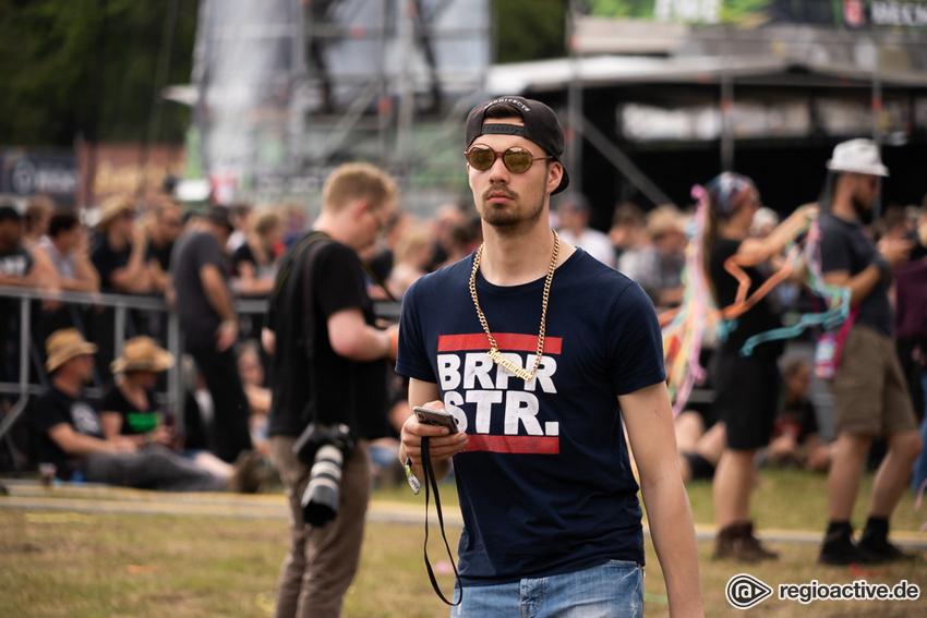 Impressionen vom Freitag beim Hurricane Festival 2019